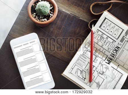 Web Design Internet Layout Software Technology Website