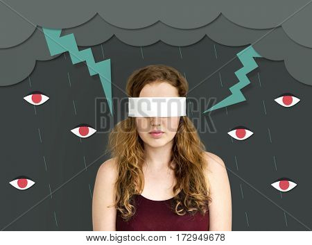 Bullying Behavior Community Problem Icon
