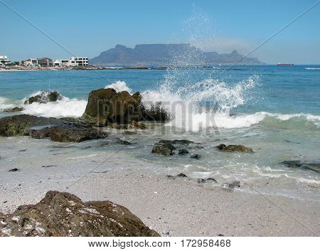 BLOUBERG STRAND, CAPE TOWN SOUTH AFRICA 12bmbd