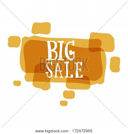 Flat color rectangle design big sale stickers. Vector illustrations for online shopping product promotions website and mobile website badges ads print material.