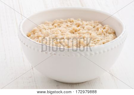 Oatmeal Breakfast