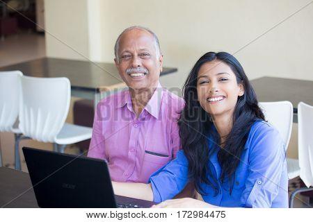 Laptop Browsing