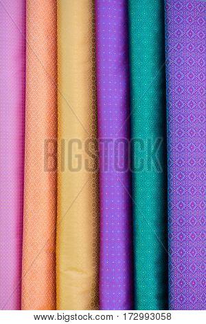 Thai Fabric Details