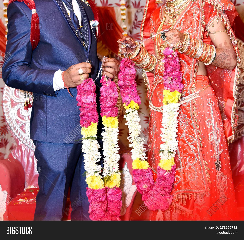 Bride Groom Indian Image Photo Free Trial Bigstock