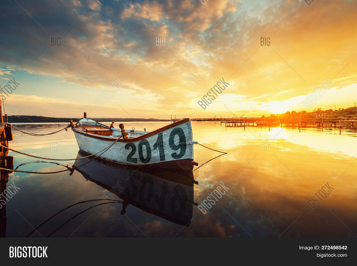 Happy New Year 2019 Image & Photo (Free Trial) | Bigstock