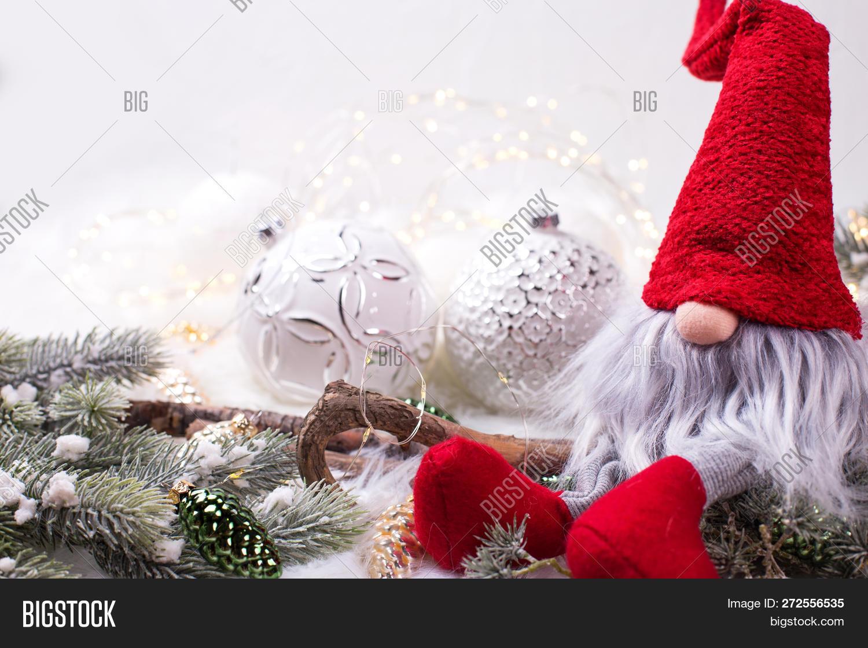 Decorative Elf Gnome Image Photo Free Trial Bigstock