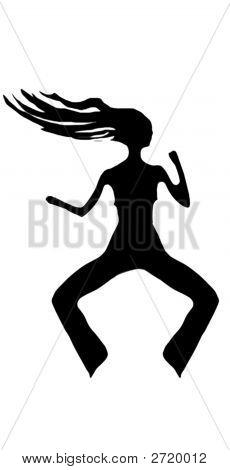 Bailarina de Club 4
