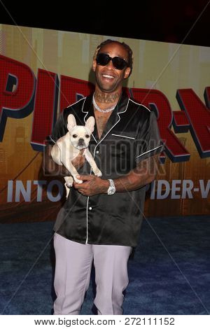 LOS ANGELES - DEC 1:  Ty Dolla Sign at the