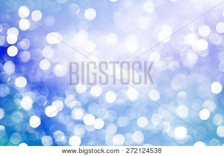 Abstract, Background, Background Blue, Spot ,blurred Bokeh Background ,bokeh Bright, Holiday, Color,