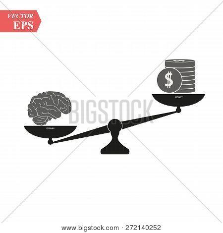 Libra Line Icon  Vector & Photo (Free Trial) | Bigstock
