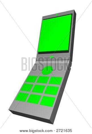 Telecommunications Handphone Clip Art