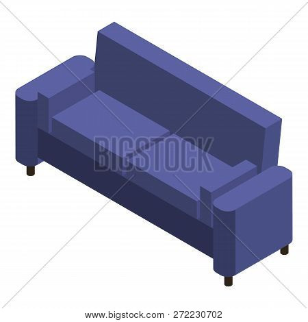 Phenomenal Purple Sofa Icon Vector Photo Free Trial Bigstock Gmtry Best Dining Table And Chair Ideas Images Gmtryco