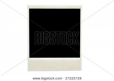 Photos isolated on white