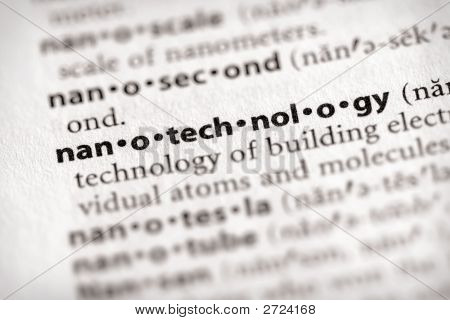 Dictionary Series - Science: Nanotechnology