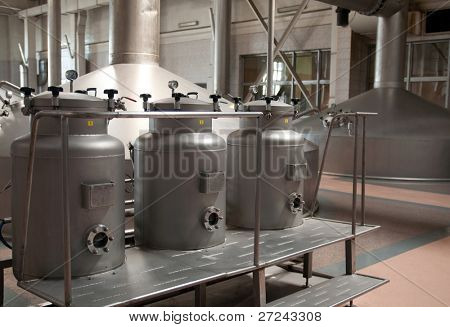 Modern brewery. Vol. 3. Capacities for malt loading