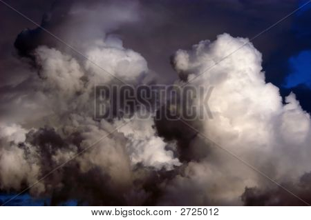 Dangerous Stormy Clouds