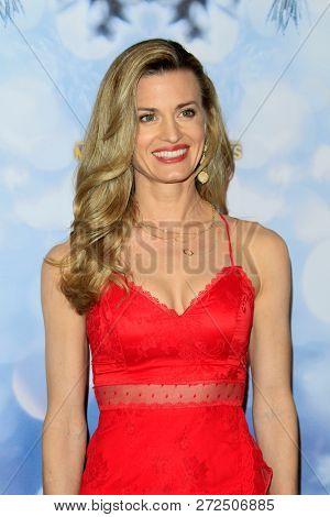 LOS ANGELES - DEC 4:  Brooke D'Orsay at the