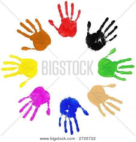 Hands Circle