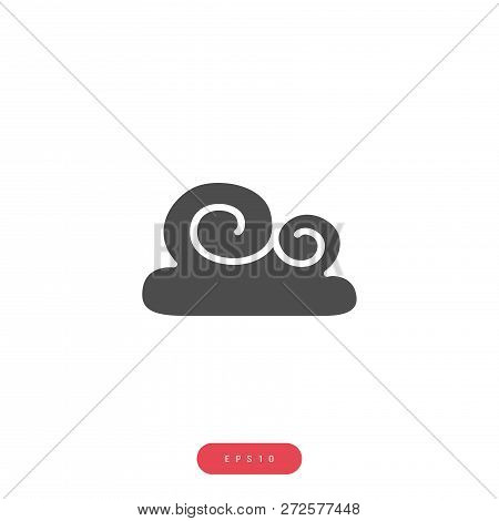 Abstract Cloud , Chinese Cloud , Curl Cloud , Decoration Cloud, Cloud Icon Set