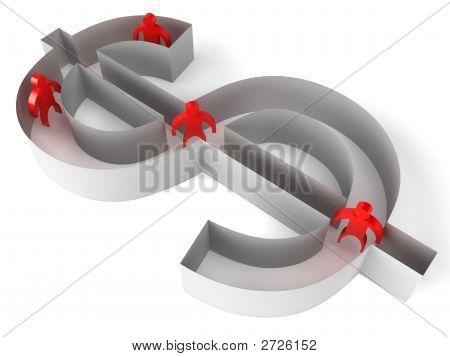 Dollar Labyrinth