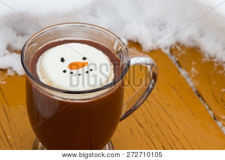 Hot Cocoa Winter Cocktail