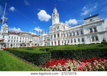Arad Townhall, Romania