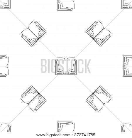Schoolbook pattern seamless repeat geometric for any web design poster