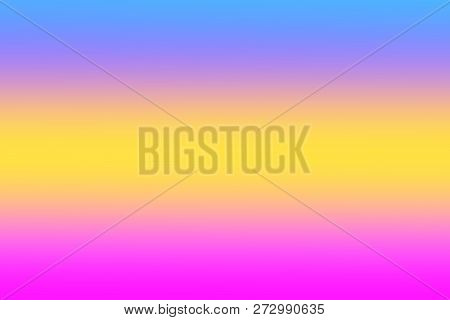 Colorful Lights Gradient Blurred Soft, Sweet Color Wallpaper Colorful Shade, Rainbow Colors Lighting