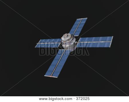 Telecommunications Satellite