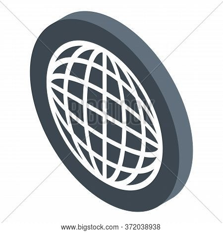 Global Foreign Language Icon. Isometric Of Global Foreign Language Vector Icon For Web Design Isolat