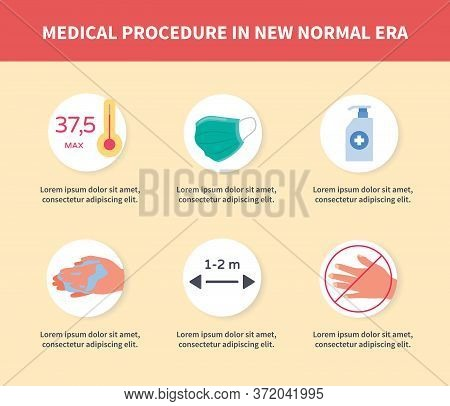 Medical Procedure In New Normal Era Campaign For Web Website Home Homepage Landing Page Banner Full