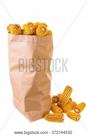 Corncobs In A Paper Bag, The Top Frame