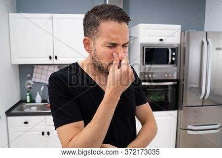 Bad Smell Or Odor In Kitchen Sink In House