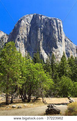 Natual Wonders Of Yosemite