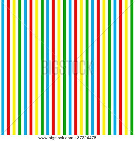 Bright Colorful Stripe