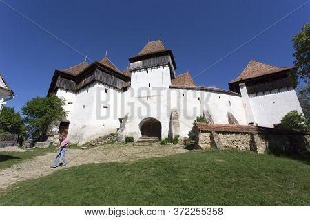 Viscri, Fortified Town