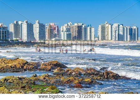 Brava Beach, Punta Del Este, Uruguay