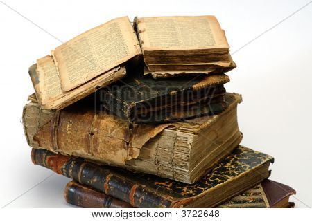 Old Religious Book