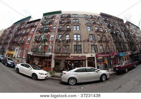 Edificio di Greenwich Village