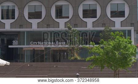 City National Bank Building In Downtown Los Angeles - Los Angeles, Usa - March 18, 2019