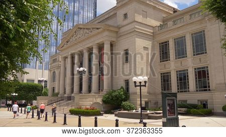 Schermerhorn Symphony Center In Nashville - Nashville, Usa - June 17, 2019