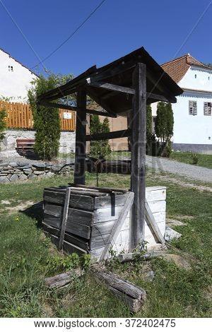 Water Well In Viscri