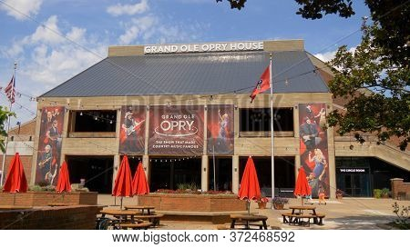 Grand Ole Opry In Nashville - Nashville, Usa - June 17, 2019