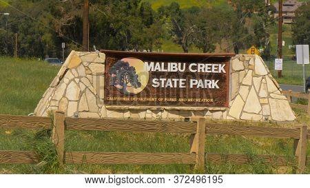 Malibu Creek State Park - Malibu, United States - March 29, 2019