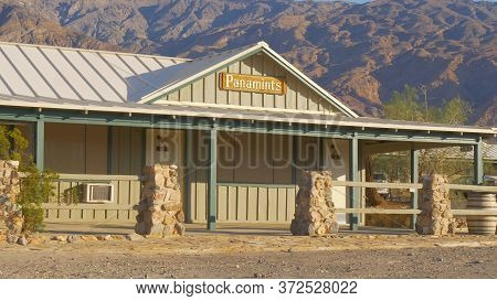 Panamints Motel At Death Valley - Beatty, United States - March 29, 2019
