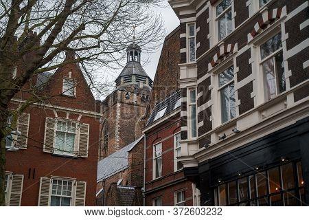 Utrecht City Center Old Town, Netherlands (holland)