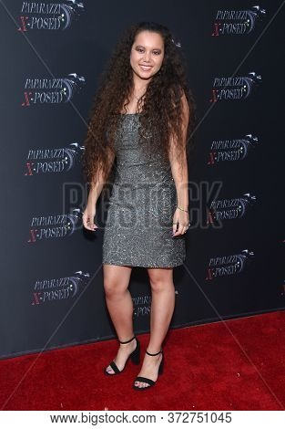 LOS ANGELES - JUN 15: Hoku arrives for 'Paparazzi X-Posed'Red Carpet Premiere on June 15, 2020 in Studio City, CA