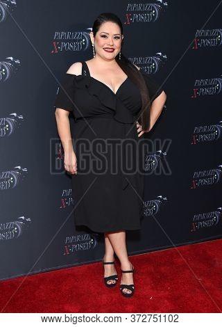 LOS ANGELES - JUN 15: Ana Vergara arrives for 'Paparazzi X-Posed' Red Carpet Premiere on June 15, 2020 in Studio City, CA
