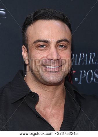 LOS ANGELES - JUN 15: Marty York arrives for 'Paparazzi X-Posed' Red Carpet Premiere on June 15, 2020 in Studio City, CA