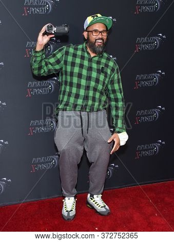 LOS ANGELES - JUN 15: Ryan Fuertes arrives for 'Paparazzi X-Posed' Red Carpet Premiere on June 15, 2020 in Studio City, CA